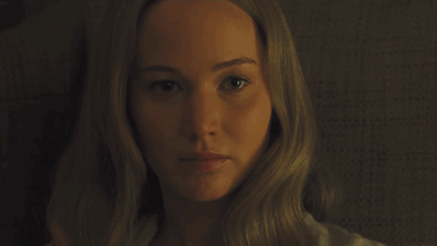 "Jennifer Lawrence ""Freaked Out"" Producers While Filming <i>Mother!</i>"