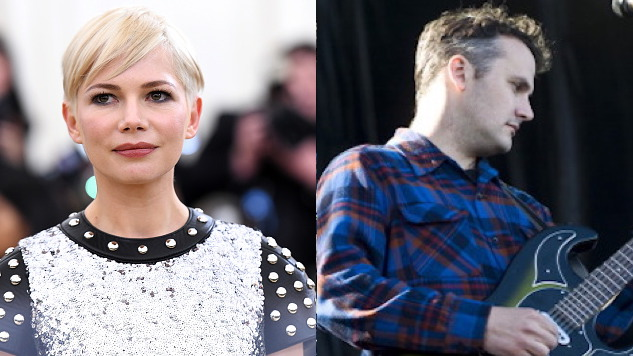 Mount Eerie's Phil Elverum Quietly Marries Actress Michelle Williams