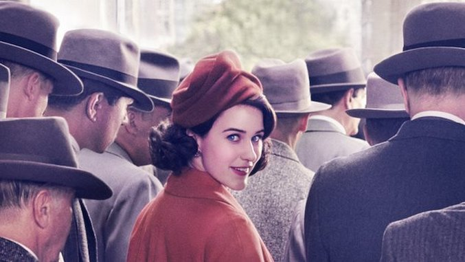 <i>The Marvelous Mrs. Maisel</i> Premieres in November on Amazon