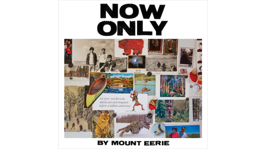 Mount Eerie: <i>Now Only</i> Review