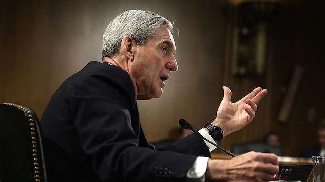 Robert Mueller Aggressively Pursuing Russia Inquiry