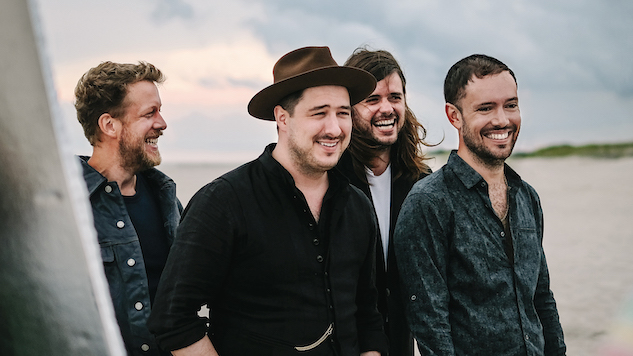 "Watch Mumford & Sons' Romantic, Dance-Filled Video for ""Woman"""