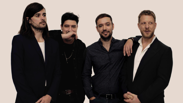 "Mumford & Sons Announce New Album with Release of Single ""Guiding Light"""