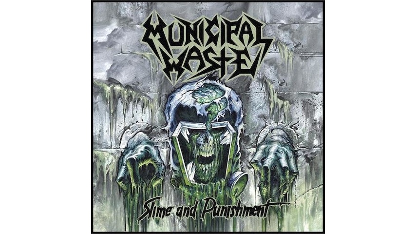 Municipal Waste: <i>Slime and Punishment</i> Review