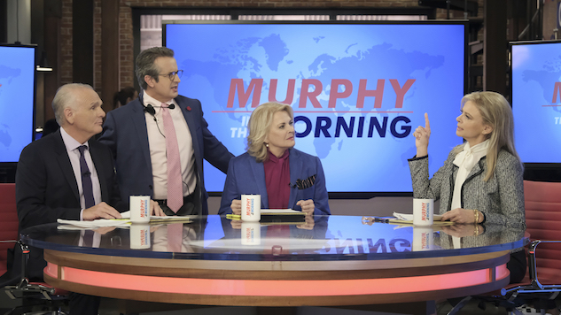 <i>Murphy Brown</i>'s Disappointing Revival Won't Tarnish Its Legacy, but It May Diminish It