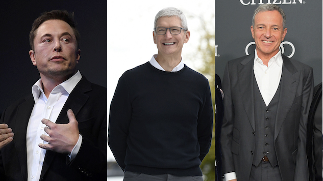 Men Dominate Highest-Paid U.S. CEOs of 2018 List, with Cannabis CEO Ranked Surprisingly High