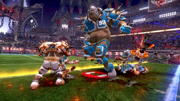 <i>Mutant Football League: Dynasty Edition</i> Blitzes Its Way into Stores This Fall