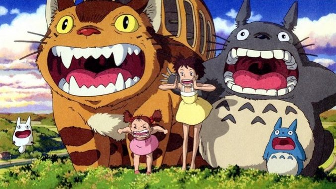 Studio Ghibli Theme Park Coming to Japan