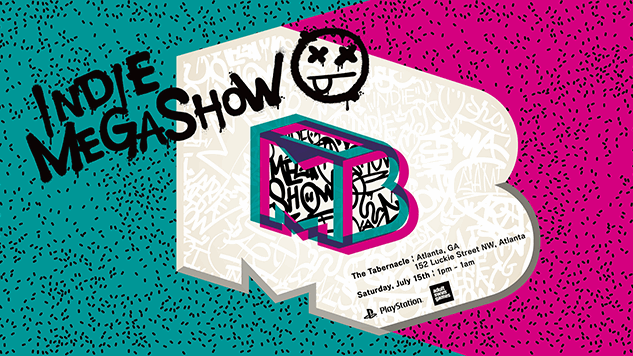 Indie Megashow Debuts in Atlanta with Local Games, Music and Art