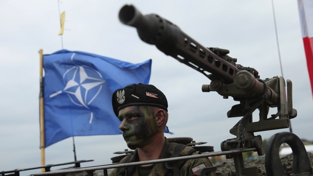 """""""Obsolete"""": How NATO's Fight Against Trump is Starting on Uneven Ground"""