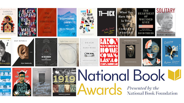 2019 National Book Awards Finalists Revealed