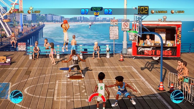2K Announces NBA 2K Playgrounds 2 for Consoles, PC :: Games :: News