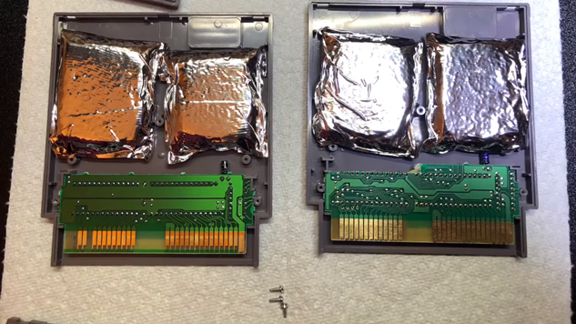 Game Collector Discovers Drugs Inside NES Cartridges