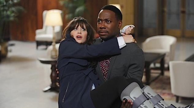 <i>New Girl</i> Review: &#8220;Big Mama P&#8221;