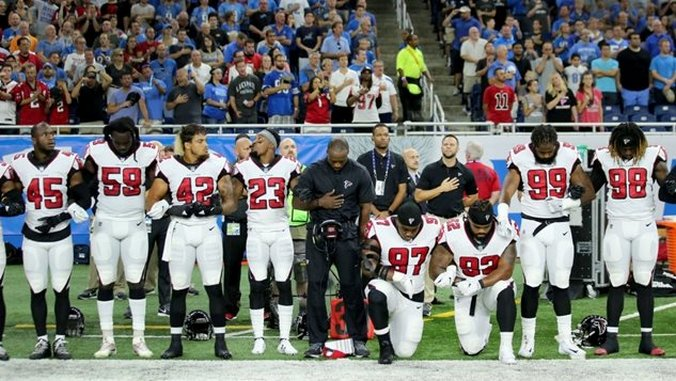 Labor union files complaint against National Football League  owner's decision to punish protesting players