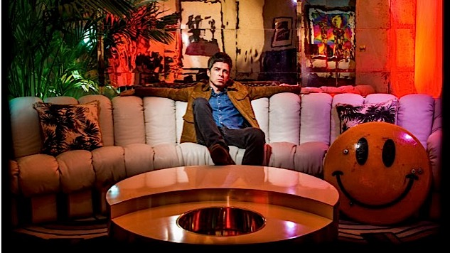 """Noel Gallagher: Flying Solo and Hoping Liam Is """"Having the Shittiest Time of His Life"""""""