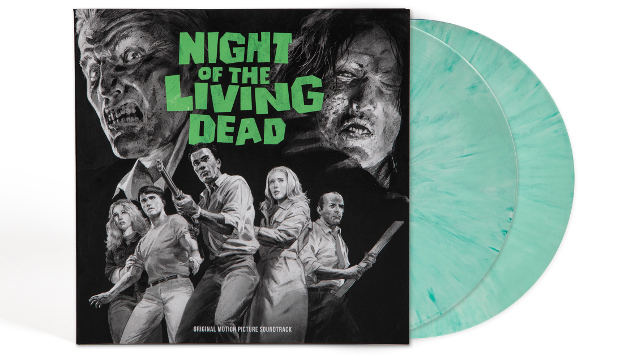 Giveaway: Win the <i>Night of the Living Dead</i> Score on Vinyl!