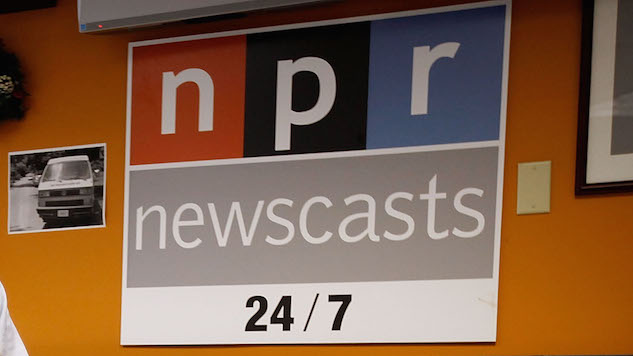 Second Editor Departs NPR Amid Sexual Harassment Allegations
