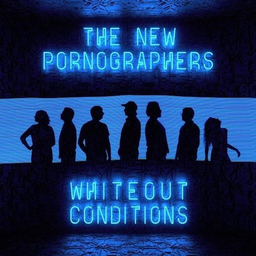 The New Pornographers: <i>Whiteout Conditions</i> Review