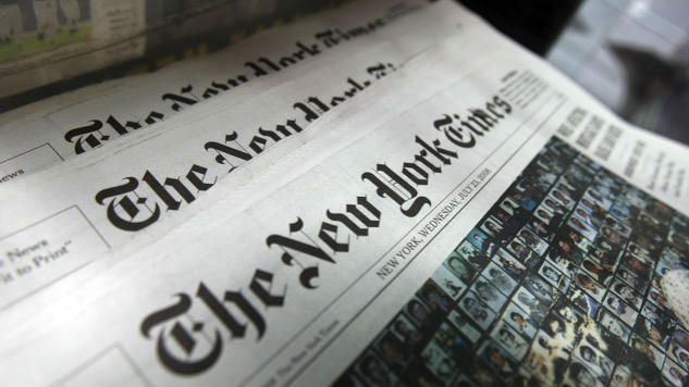 Get It Together, NYT: This Anti-Choice Op-Ed is Ridiculous