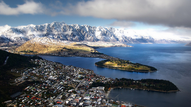 World Running Guide: Queenstown, New Zealand