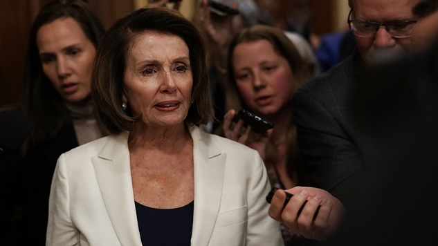 """Nancy Pelosi's Record-Setting """"DACA-Buster"""" Shows Democrats Still Have Some Fight Left"""