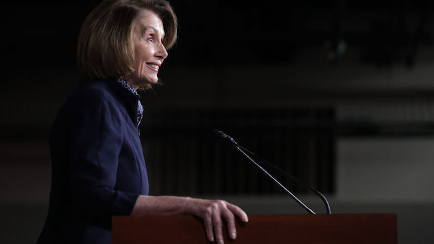 Pelosi has a message for Trump: 'Nothing for the wall'