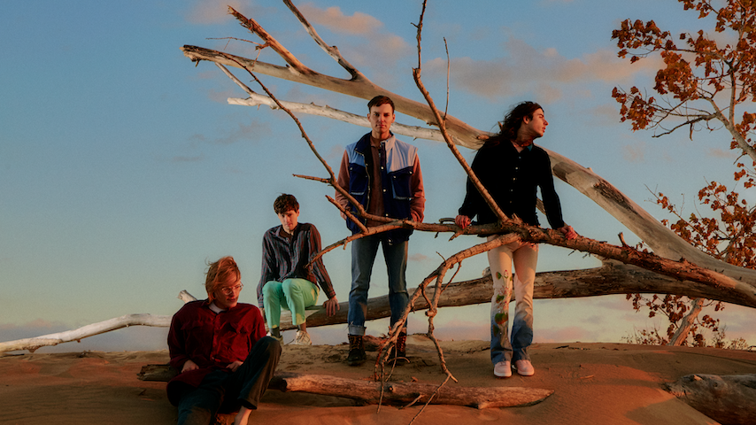 """Nap Eyes Share New B-Sides """"Snake Oil"""" and """"Child's Romance"""""""