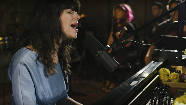 "Natalie Prass Shares New Live Studio Session Video of <i>The Future And The Past</i> Track ""Lost"""