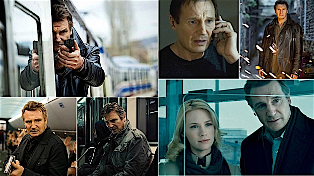 Ranking a Decade of Liam Neeson Action Movies