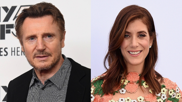 Liam Neeson, Kate Walsh to Star in <i>The Honest Thief</i>, Thriller from <i>Ozark</i> Co-Creator