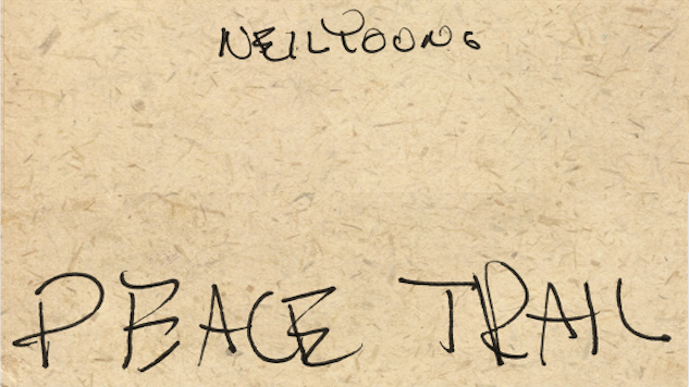 Listen to the Title Track from Neil Young's Forthcoming Album <i>Peace Trail</i>