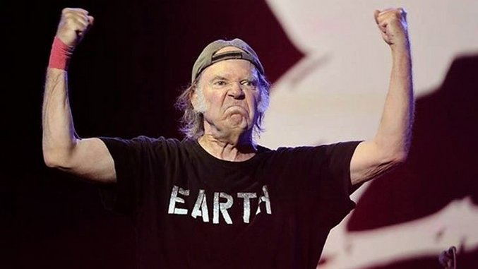 10 Best Political Songs by Neil Young