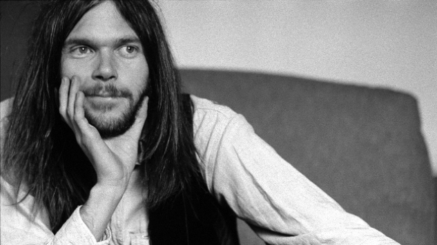 Neil Young Announces Live Acoustic Album, Featuring Previously Unreleased Track