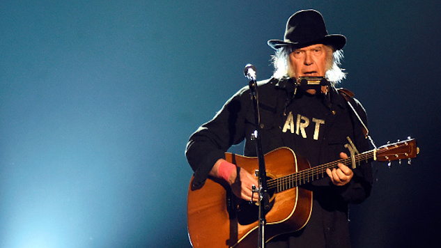 Neil Young Introduces Expansive New Online Archive