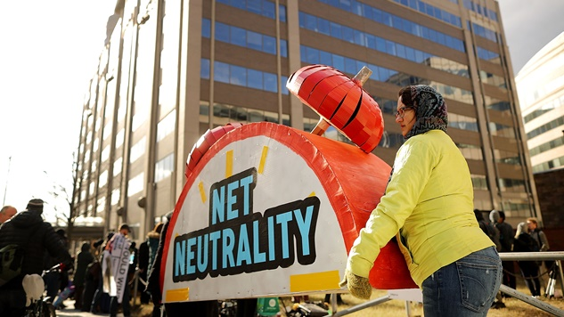Oregon's State Net Neutrality Plan Moves Forward