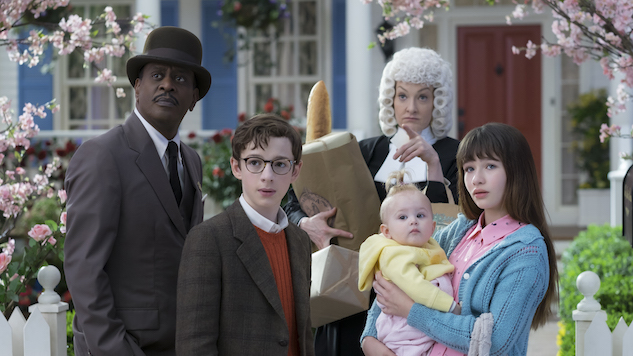 Netflix's <i>A Series of Unfortunate Events</i> Is An Absurdist Delight with an Absurdly Delightful Neil Patrick Harris
