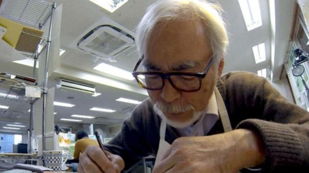 <i>Never-Ending Man: Hayao Miyazaki</i>