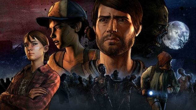 Next Episode of <i>The Walking Dead: A New Frontier</i> Due in March, Retail Version Announced