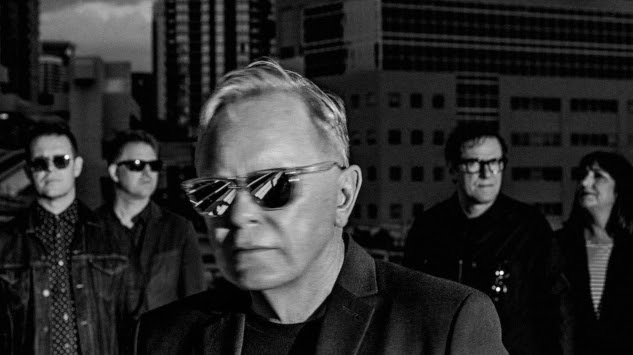 "New Order Announce New Live Album, Share ""Sub-culture"""