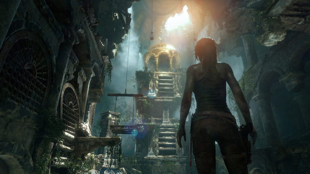A New <I>Tomb Raider</I> Is in the Works