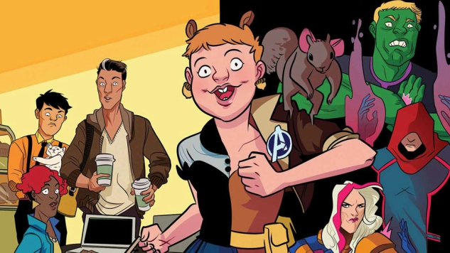 Marvel Bringing Squirrel Girl-Starring Comedy <i>New Warriors</i> to Freeform