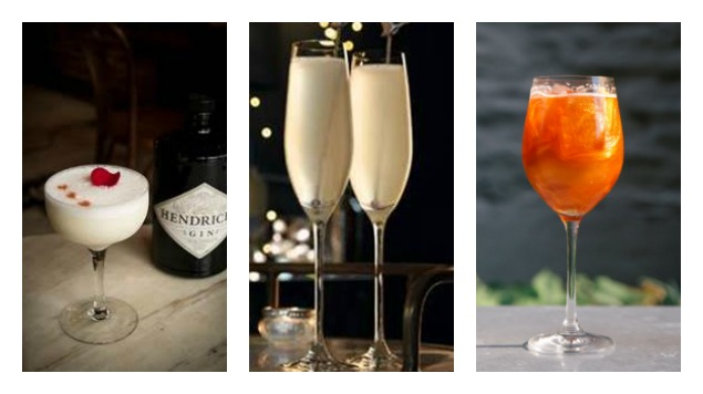 5 Cocktails to Help You Kick Off The New Year Right