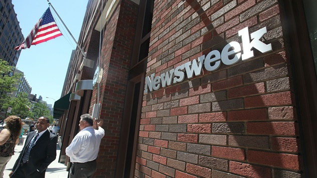 Sudden Firings and Resignations at <i>Newsweek</i> Are Signs of Something Rotten