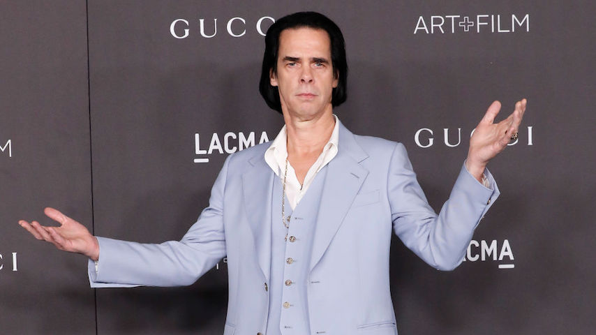 "Nick Cave Says He Won't Change His ""Problematic"" Older Lyrics"