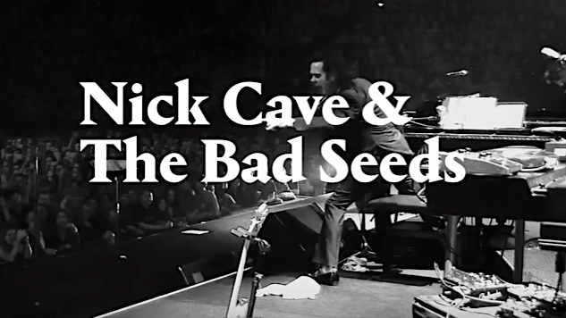 nick cave and the bad seeds  Nick Cave and The Bad Seeds Announce Live EP Distant Sky, Out in ...