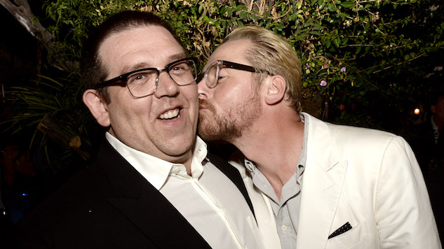Simon Pegg and Nick Frost Will Hunt Ghosts in New Amazon Series