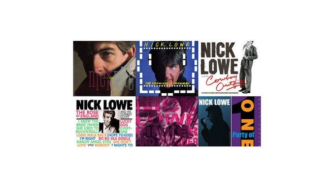 Nick Lowe: Yep Roc Reissues Review