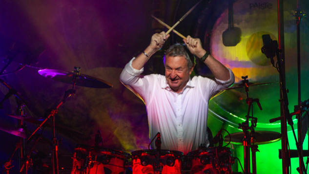 Pink Floyd's Nick Mason to Play Pre-<i>Dark Side of the Moon</i> Material on New North American Tour