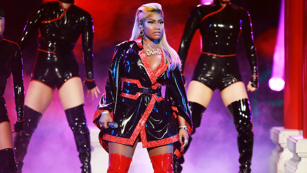 Nicki Minaj Cancels North American NickiHndrxx Tour with Future